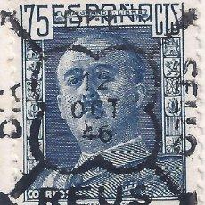 Sellos: REUS. EDIFIL 999. MATASELLOS GOMIS Nº 136. ESPECIAL DÍA DEL SELLO 12-0CTUBRE-1946. LUJO.. Lote 208035898