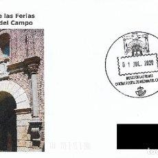 Sellos: ESPAÑA. MATASELLOS ESPECIAL. MUSEO DE LAS FERIAS. MEDINA DEL CAMPO 2020. Lote 210564776