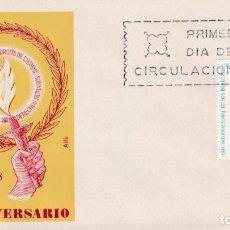 Sellos: AÑO INTERNACIONAL DE LOS DERECHOS HUMANOS 1968 (EDIFIL 1874) EN SPD SIN CIRCULAR ALFIL RARO ASI. MPM. Lote 213228633