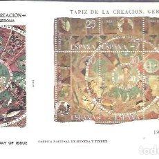 Francobolli: FDC ESPAÑA 1980 MARCA ALFIL BARCELONA. Lote 214523006