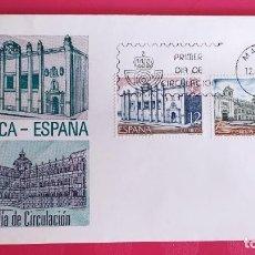 Sellos: AMERICA ESPAÑA 1979 SFC A.527 ESPAÑA SOBRE PRIMER DIA CIRCULACION. Lote 214798633