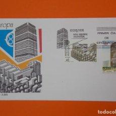 Sellos: EUROPA - EDIFIL 2904/05 - MATASELLO 1987 - SOBRE PRIMER DIA ... L2007. Lote 219063891