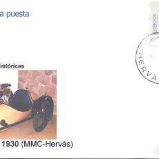 Sellos: SOBRE CON ATM MOTOCICLETAS HISTORICAS MOTOBECANE B-44,1930. Lote 220915550