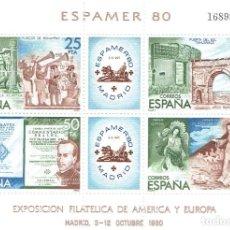Sellos: ESPAMER 80, NUEVA, A MITAD DE PRECIO. Lote 222691218