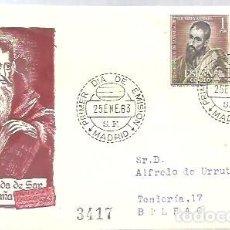 Francobolli: FDC 1963. Lote 224581437