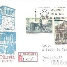 Francobolli: FDC 1964. Lote 224581745
