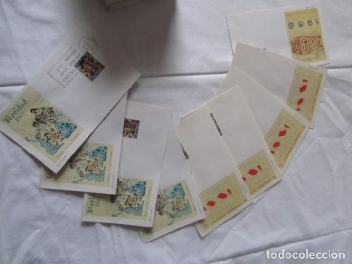 Sellos: 188 sobres de primer día años sesenta y principios de los 70 - Foto 4 - 233539525