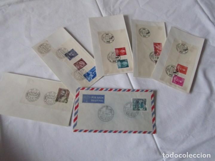 Sellos: 188 sobres de primer día años sesenta y principios de los 70 - Foto 24 - 233539525
