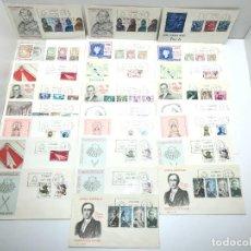 Francobolli: LOTE DE SOBRES DE PRIMER DIA DE CIRCULACION - 1965. Lote 234644010