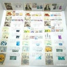 Francobolli: LOTE DE SOBRES DE PRIMER DIA DE CIRCULACION - 1967. Lote 234644435