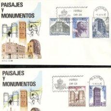 Sellos: ESPAÑA. SPD 2676/80. AÑO 1982. PAISAJES Y MONUMENTOS,. Lote 236841615