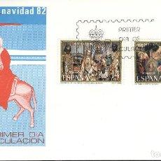 Sellos: ESPAÑA. SPD 2681/82. AÑO 1982. NAVIDAD.. Lote 236841685