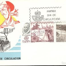 Sellos: ESPAÑA. SPD 2703/04. AÑO 1983. EUROPA-CEPT.. Lote 236842750