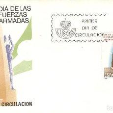 Sellos: ESPAÑA. SPD 2710. AÑO 1983. DÍA DE LAS FUERZAS ARMADAS.. Lote 236842975
