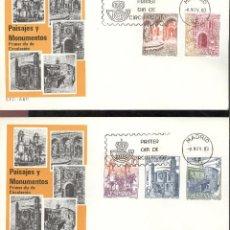 Sellos: ESPAÑA. SPD 2724/28. AÑO 1983. PAISAJES Y MONUMENTOS.. Lote 236843505