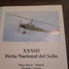 Sellos: DOCUMENTO FILATÉLICO Nº 3/2001 - 75 ANIVERSARIO L PRIMEROS VUELOS AVIACIÓN ESPAÑOLA 2001. Lote 243927125
