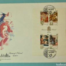 Sellos: FILATELIA - PATRIMONIO NACIONAL TAPICES - EDIFIL 3090 - SOBRE PRIMER DIA - BUEN ESTADO. Lote 244745595