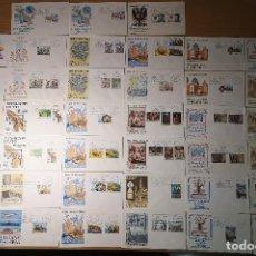 Timbres: 39 SOBRES PRIMER DIA AÑO 1979 ESPAÑA. Lote 246603620
