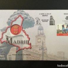 Sellos: 2018 ESPAÑA EDIFIL 5187 MADRID - 12 MESE 12 SELLOS - SPD. Lote 252682115
