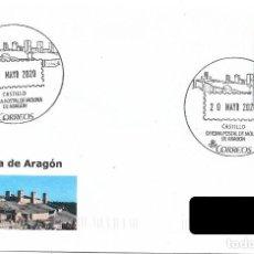 Francobolli: ESPAÑA. MATASELLOS ESPECIAL. CASTILLO DE MOLINA DE ARAGON. 2020. Lote 253873315