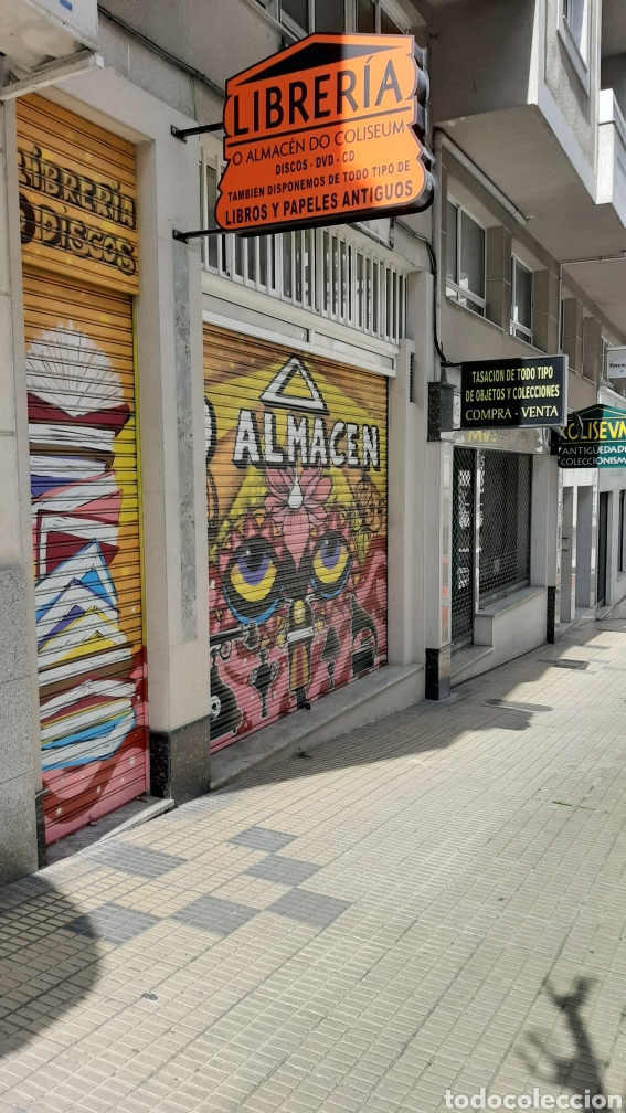 Sellos: EXPOSICIÓN ITINERANTE MANON/OLIVA JEREZ FRONTERA/FISAGRADA LUGO VILLALBA LUGO DIA COLÓN 2005 FANTASI - Foto 2 - 254056400