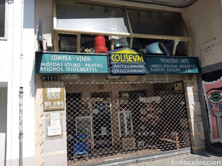 Sellos: EXPOSICIÓN ITINERANTE MANON/OLIVA JEREZ FRONTERA/FISAGRADA LUGO VILLALBA LUGO DIA COLÓN 2005 FANTASI - Foto 3 - 254056400