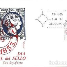 Sellos: SOBRE PRIMER DIA ALFIL EDIFIL 2127 DIA DEL SELLO 5 MAY 1973. Lote 254114395