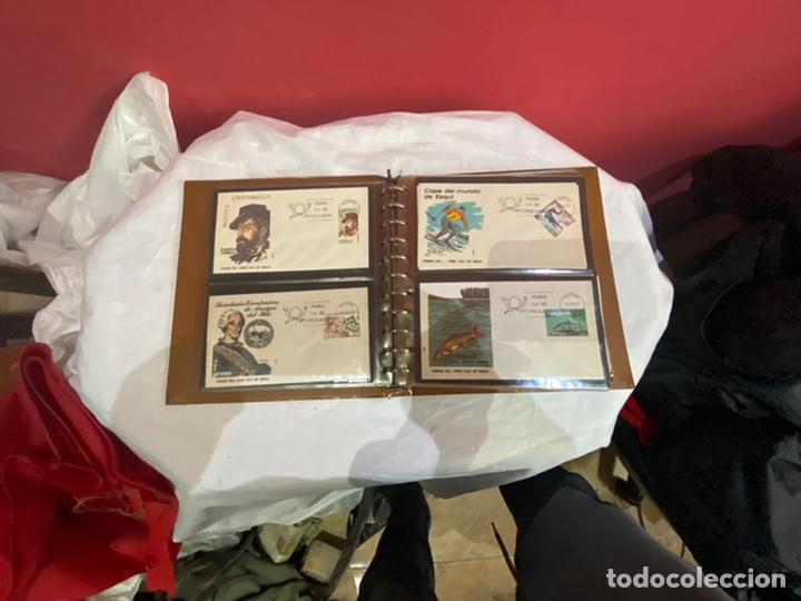 Sellos: Álbum sobres primer día completo . Ver fotos - Foto 7 - 254845100