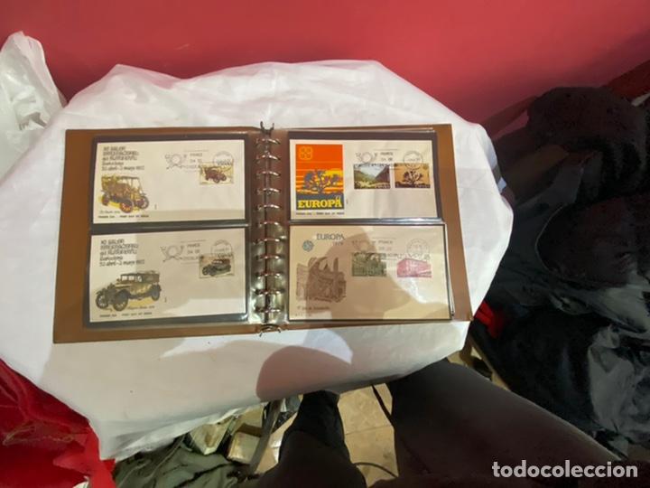 Sellos: Álbum sobres primer día completo . Ver fotos - Foto 9 - 254845100
