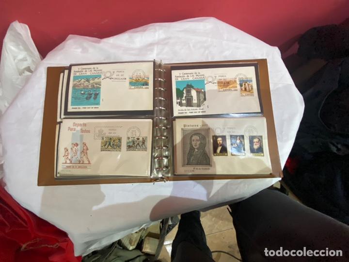 Sellos: Álbum sobres primer día completo . Ver fotos - Foto 12 - 254845100