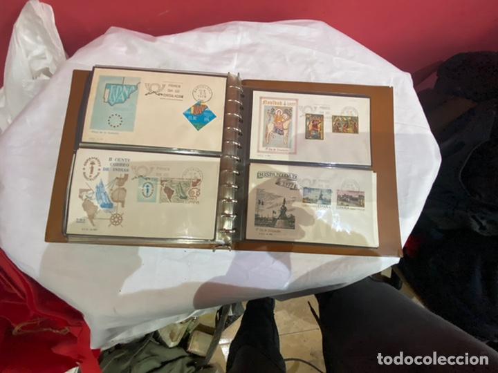 Sellos: Álbum sobres primer día completo . Ver fotos - Foto 18 - 254845100