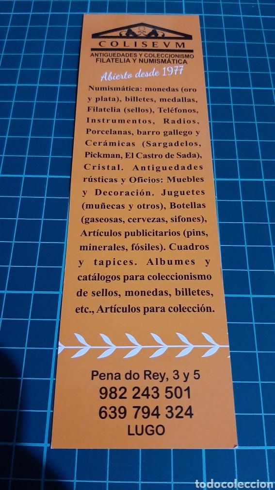 Sellos: EMILIA PARDO BAZÁN NOYA LA CORUÑA GALICIA MATASELLO 1971 EXFINOYA OJE FLASH ALFIL - Foto 3 - 257385580