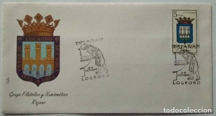 Sellos: LOTE 2 con 23 Sobres varios tamaños con distinto matasello, sello y motivo, Ruta Jacobea - Foto 13 - 259876760