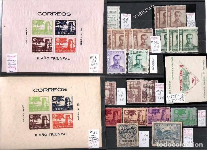Sellos: MALAGA Y PROV.- H. POSTAL, MATASELLOS Y E. LOCALES. P.V. 9.117 €. VER CONDICIONES Y 22 FOTOS MAS. - Foto 18 - 31733886