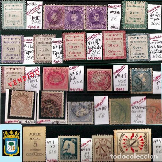 Sellos: HUELVA Y PROV.- HIST. POSTAL, MATASELLOS Y E. LOCALES. P.V. 8.111 € VER 15 FOTOS MAS Y CONDICIONES. - Foto 7 - 31807724