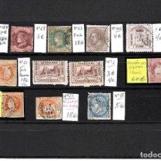 Sellos: LEON Y PROV.- HISTORIA POSTAL Y MATASELLOS. P.V. 1.416 €. VER CONDICIONES Y 7 FOTOS ADICIONALES.. Lote 31678157