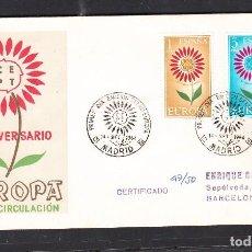 Selos: EUROPA EN SOBRE PRIMER DÍA CIRCULACIÓN. Lote 269455068