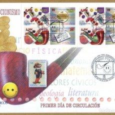 Sellos: SOBRE PRIMER DIA 2015 (SPD) COLECCIONISMO FILATELIA - EDIFIL: 4943 / 46. Lote 271435493