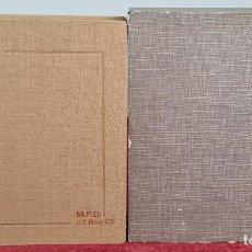Sellos: CENTENARIO DEL SELLO DENTADO ESPAÑOL. 119 SELLOS. IRIS MUNDI. 1965/1967.. Lote 276985693