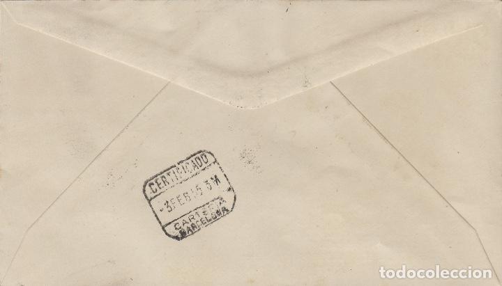 Sellos: MARRUECOS 1955 PUERTAS TIPICAS ed 400/3 Y 405 EN SOBRE PRIMER DIA CIRCULADO - Foto 2 - 278625263