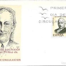 Sellos: MIGUEL PRIMO DE RIVERA CENTENARIO 1970 (EDIFIL 1976) EN SOBRE PRIMER DIA DEL SERVICIO FILATELICO MPM. Lote 285080288