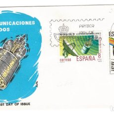 Sellos: ESPAÑA 1979 EDIFIL 2522-23 - SOBRE PRIMER DIA. Lote 288573928