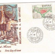 Sellos: ESPAÑA 1972 EDIFIL 2107 Y 2110 - SOBRE PRIMER DIA. Lote 288574128