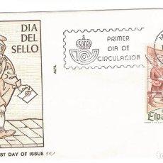 Sellos: ESPAÑA 1981 EDIFIL 2621 - SOBRE PRIMER DIA. Lote 288575188