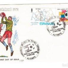 Sellos: ESPAÑA 1980 EDIFIL 2570-1 - SOBRE PRIMER DIA. Lote 288576628