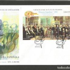 Sellos: ESPAÑA SOBRE PRIMER DIA DE CIRCULACION EDIFIL NUM. 3401. Lote 289328668