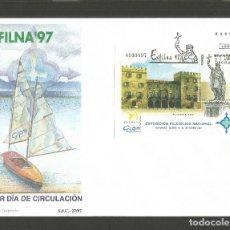 Sellos: ESPAÑA SOBRE PRIMER DIA DE CIRCULACION EDIFIL NUM. 3512. Lote 289329098