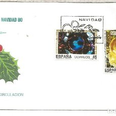 Sellos: ESPAÑA SPAIN FDC NAVIDAD 1990 CHRISTMAS. Lote 289539883