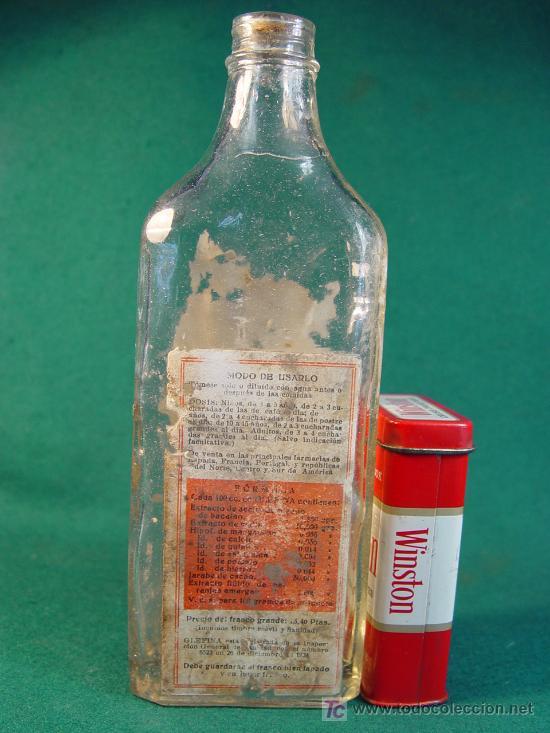 Botellas antiguas: - Foto 3 - 24992196