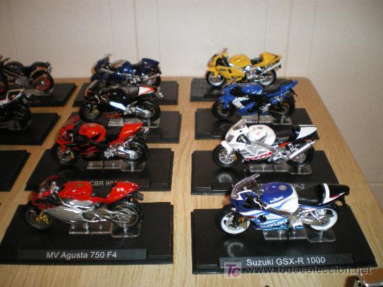 Motos a escala: - Foto 3 - 16973900